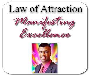 Manifesting Excellence Law of Attraction